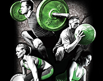 Crossfit 15 Promotional Poster