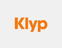 Klyp Website