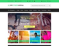 Design concept for eCommerce website