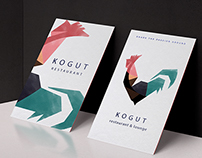 KOGUT restaurant & lounge bar