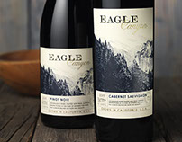 Eagle Canyon Wine Label & Packaging