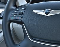 Hyundai Genesis G380