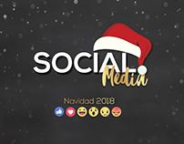 Social Media- Navidad MAK ESTILISTAS
