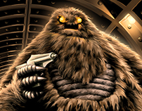 Doctor Who - Yetis