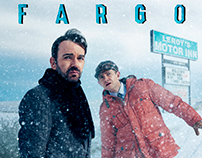 DVD packaging for Fargo season 1