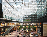 Pictury + Perkins+Will | Crystal Court Renovation