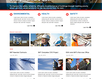 BAT Associates, Inc. Site Redesign