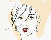 fashion sketch III