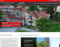 Web Design for Los Angeles Realtor
