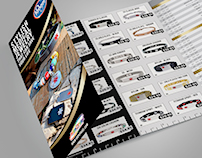 Medical ID Products Roll Fold Brochure
