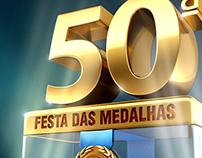 50ª Festa das Medalhas