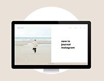 Drôle de Monsieur - Web Design