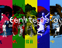 Projets personnels - Mars 2020 - Tennis portraits