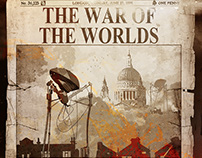 WAR OF THE WORLDS.