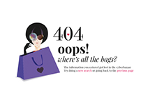 KIKY: 404 Page