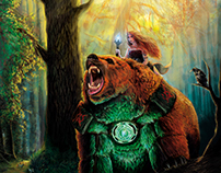 The Bear and Maiden Fair