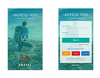 Unlimited Trips: A Community for Backpackers