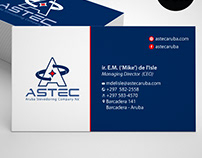 Astec New Business Cards