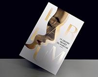 Identité visuelle - Le Grand musée du parfum
