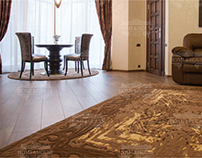 M.Carpet Atelier Home&House Luxurious Rugs in Hotels