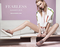 "BEAU COOPS ""FEARLESS"" CAMPAIGN 2015"