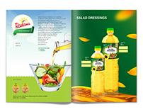 Дизайн презентера для ТМ Radana