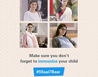 UNICEF - Child Immunization Films