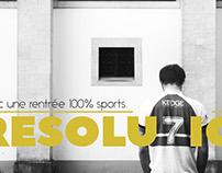 RESOLU7ION - Démarre ton année sportive.