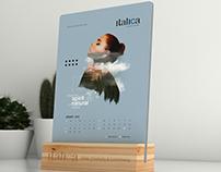 Italica Floor Tiles Calendar 2018