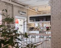 """City cafe """"Trishky Bilshe"""""""