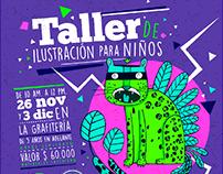 Taller de Ilustración - INCRAFT