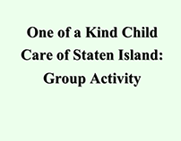 One of a Kind Child Care of Staten Island: Diversity