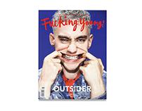 FUCKING YOUNG! MAGAZINE No.8
