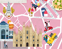 ILLUSTRATED CITY MAPS I VOYEUR MAGAZINE 3:5