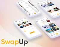 SwapUp mobile app