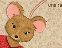 Libro álbum - La ratita presumida