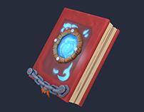 Blender - Basic Spellbook