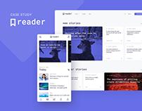 Reader - Case Study
