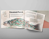 Steamed Perch