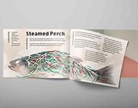 Steamed Perch