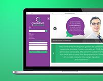 Concursos e Recursos | Branding & Web Design
