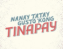 Larong Pinoy (Typography)