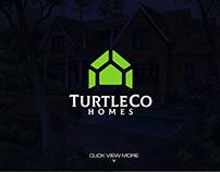 Logo Homes Turtle