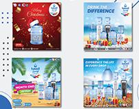 Social Media - Lusail Water
