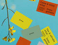 Greta's — Brand/Corporate Identity
