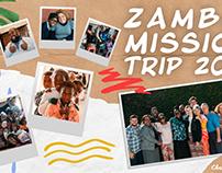 Zambia Mission Trip 2018