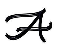 SPINA Calligraphic Brush Kit#1
