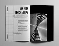 Archetype_ Booklet Redesign