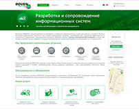 Rovensys website