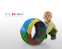 Bubble | Kids Interactive Toy - Concept